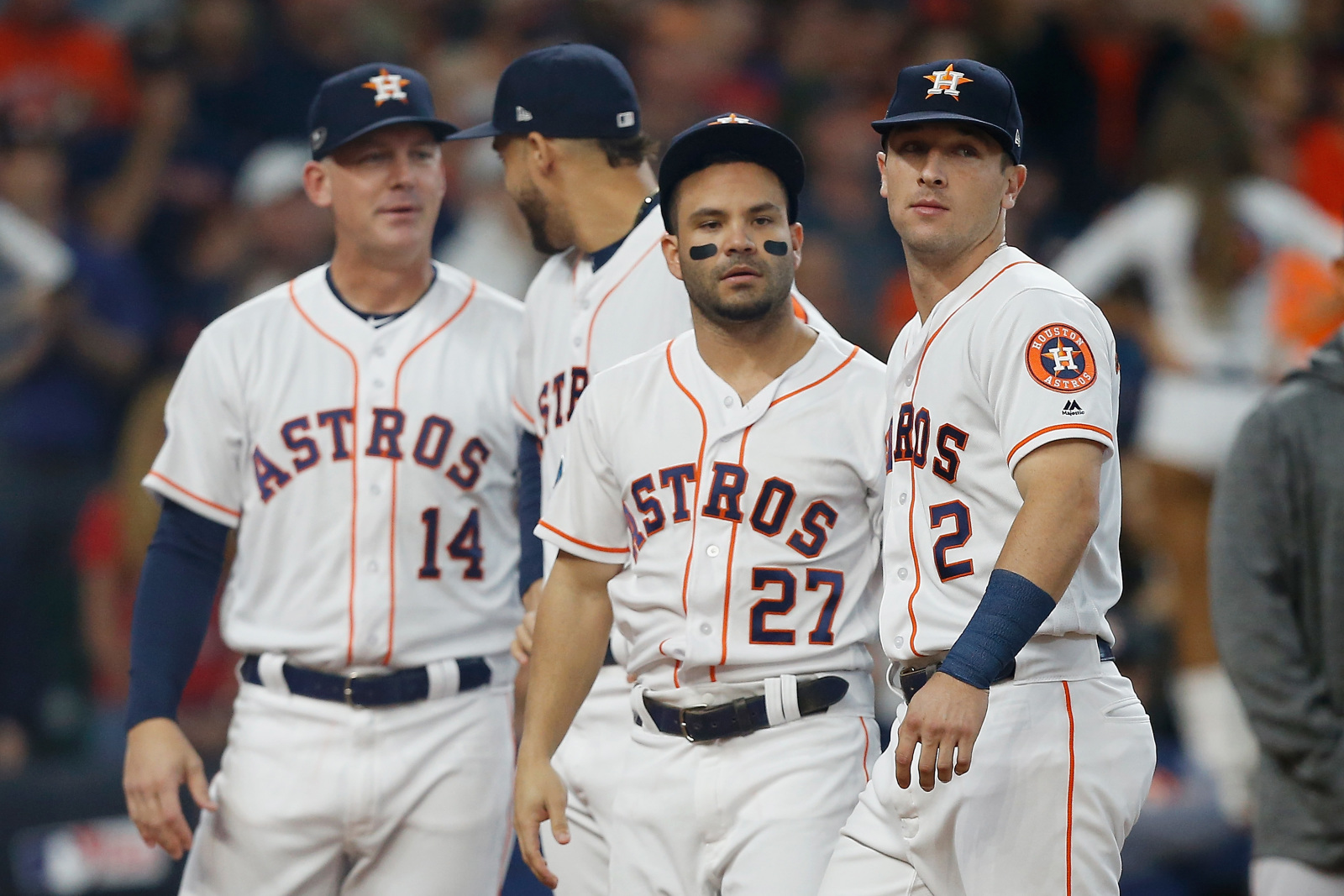 Astros: Opening day 25-man roster announced for 2019